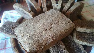 Keto hleb